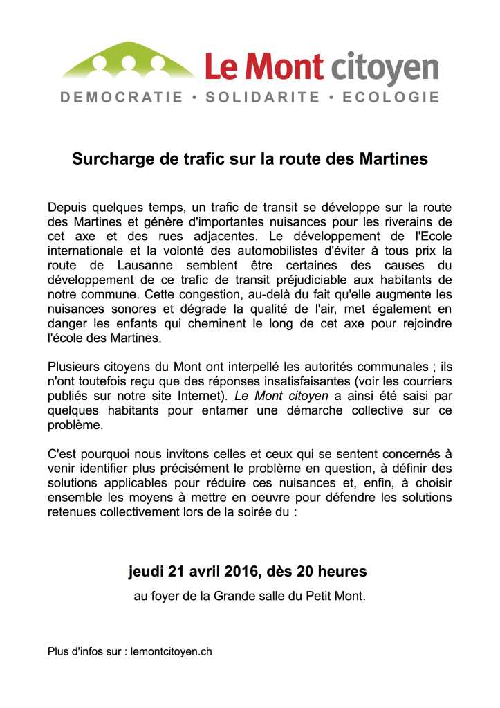 tract Martines